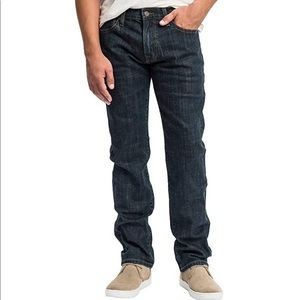 Men's Lucky Brand 221 Straight Jeans, Size 40x30